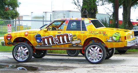 Sons I Know You Have Seen Cars Around With Paint Jobs And