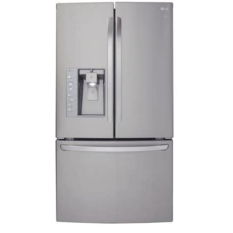 refrigerator door counter depth lg electronics 23 7 cu ft door refrigerator in