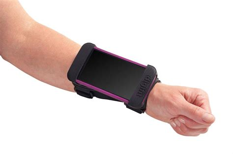 the saddle lets you mount an iphone onto your wrist cult