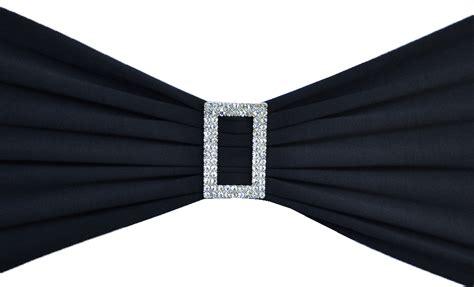 chair sash band buckles rectangular wholesale