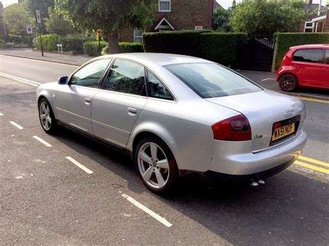 Audi A6 2001 by 2001 51 Audi A6 1 9 Tdi Se S Line 18 Inch Alloys In