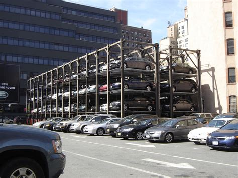 High Resolution Nyc Parking Garages #9 Se Garer à New York