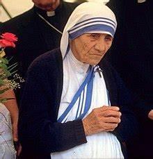Mother Teresa - Wikipedia