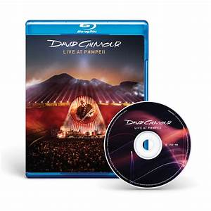Live At Pompeii - Blu-Ray | Shop the David Gilmour ...