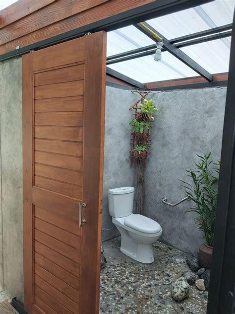 ไอเดีย การต่อเติมห้องน้ำนอกบ้าน สไตล์ลอฟท์เพื่อรับแขก ตก ...