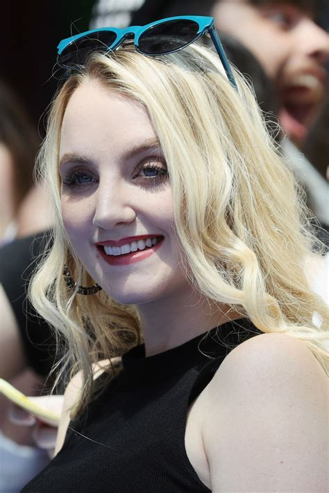 Evanna Lynch Long Wavy Cut   Hair Lookbook   StyleBistro