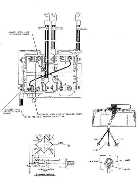 warn m8000 wiring diagram wiring diagram and schematic