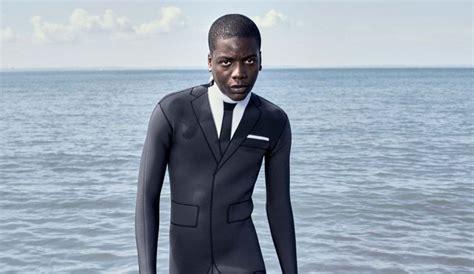 thom browne creates elegant wetsuit
