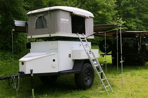 For Sale   Turtleback Trailer and Airtop Tent , Fairfax Va