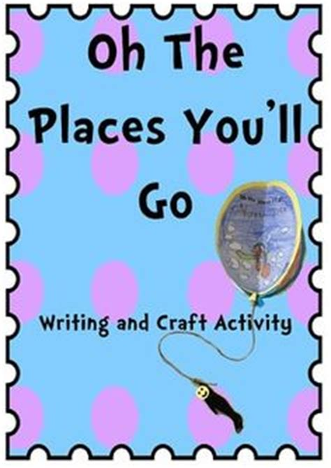 oh the places you ll go preschool activities 1000 images about dr seuss read across america ideas on 419