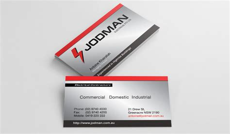 Jodman Electrical Business Cards Cute Business Card Stand How To Make Sample Scanner App Outlook Contacts Size In Photoshop Florida Real Estate Requirements Samples For With Rounded Corners Standard Of Pixels
