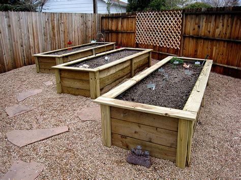 building a garden box how to build garden boxes