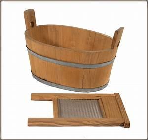 Holz Saunaofen Kaufen : sch ner alter holz waschzuber holzwanne waschbrett f r puppe 28cmx18cm ebay ~ Whattoseeinmadrid.com Haus und Dekorationen