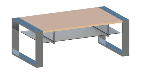 coffee table revit family eduardo blanco castrej 243 n