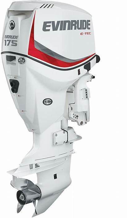 Evinrude Hp 175 Tec 150 V6 Outboard