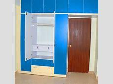 Modular Wardrobes at Rs 1100 set Bedroom Wardrobes