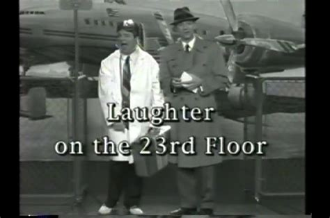 Laughter On The 23rd Floor Dvd by Laughter On The 23rd Floor Tv 2001 Nathan
