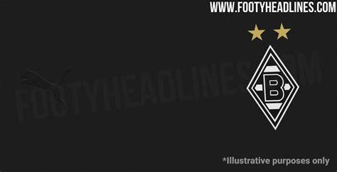Adidas fc bayern münchen home shorts 20/21 herren fan hose rot fq2903. Gladbach Kit 20/21 : 'Stealth Look': Gladbach 20-21 Away Kit Leaked - Footy ... - Tcmlogos is ...