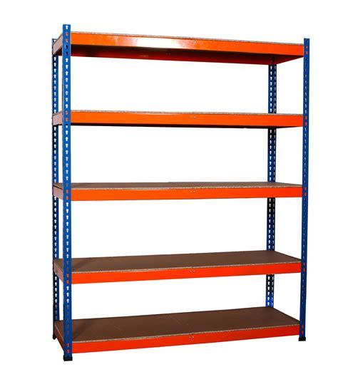Metal Storage Shelves by Workshop Garage Warehouse Shed Storage Shelf Racking Unit