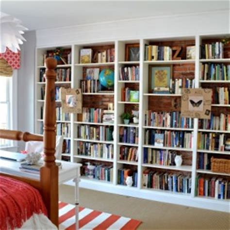 Built In Wall Bookcase by Ikea Hack Billy Built In Bookshelves Part 1 Home