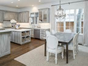 floors and decor atlanta grey distressed center island design ideas