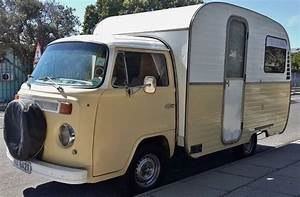 1974 Volkswagen Jurgens Autovilla In Very Good Condition For Sale  Sleeps Two Persons On Double