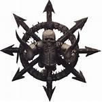 Warhammer Fantasy Chaos 40k Clipart Warrior Symbol