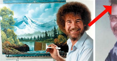 10 Amazing Facts About Bob Ross That Prove He Was Exactly