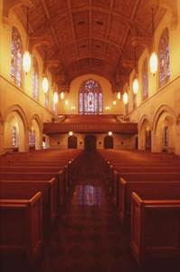 Area churches provide majestic venues for traditional ...