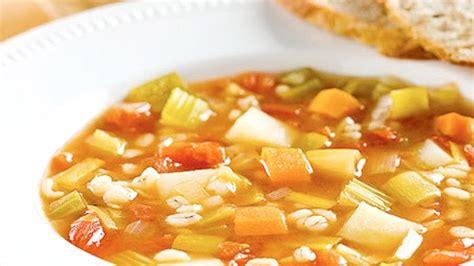 soupe de legume maison soupe aux l 233 gumes et 224 l orge