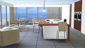 kitchen moderno the sims 3 youtube With sims 3 interior design kitchen