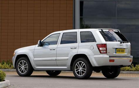 jeep grand cherokee  car review honest john