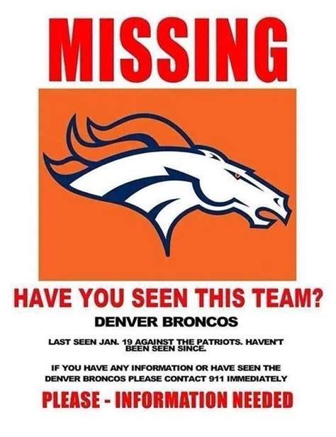 Broncos Suck Meme - how much longer until we stop making fun of the denver broncos