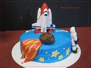 Nasa/astronaut Cake - CakeCentral.com