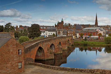 Dumfries Accommodation  Self Catering, B&bs & More