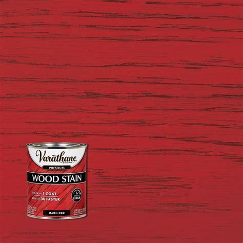 varathane  qt barn red premium fast dry interior wood