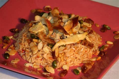 cuisine arabie saoudite al kabsa authentic recipe 196 flavors
