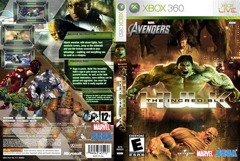 Hulk Xbox 360 Pictures To Pin On Pinterest Pinsdaddy