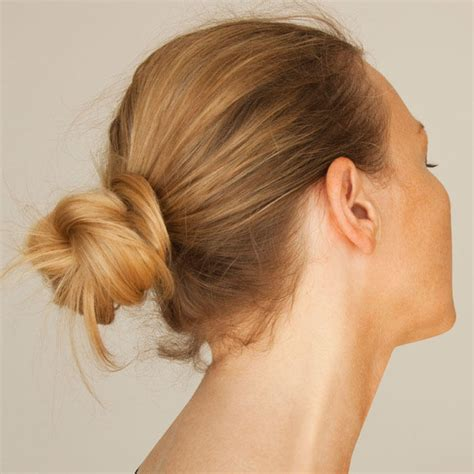 hair bun styles step by updo hairstyles for medium length hair hairstyles 4658