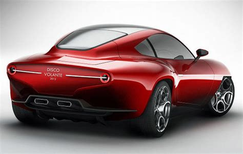 Disco Volante 2012 Price by Carrozzeria Touring Superleggera Disco Volante 2012 Revealed
