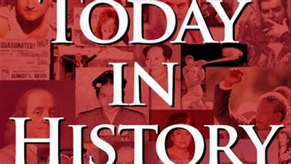History Today January 30th April 14th