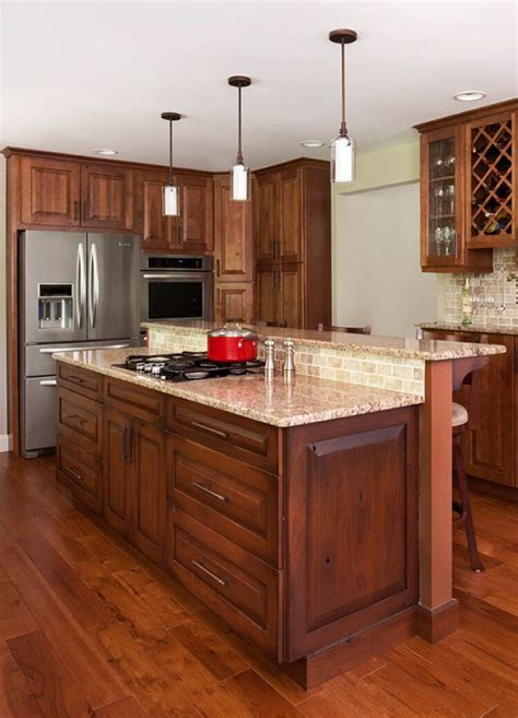 Ksi Cabinets Brighton Mi by Galley Kitchen Design Ideas Remodel Mi Oh Ksi