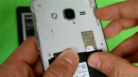 install sd  sim card  samsung galaxy