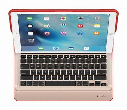 Create Ipad Keyboard Pro Logitech Case Folio