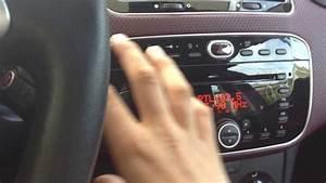 Sistema Infotainment Della Fiat Punto Evo