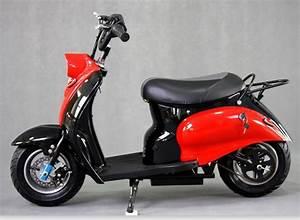 Scooter Roller Elektro : elektrische vespa scooter elektro moped roller 250w et ~ Jslefanu.com Haus und Dekorationen
