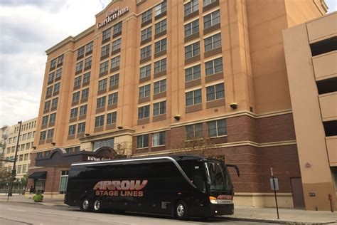 Hotel Transportation by Hotel Transportation Arrow Stage Lines