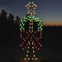 christmas lighted yard stakes lowes christmas ideas