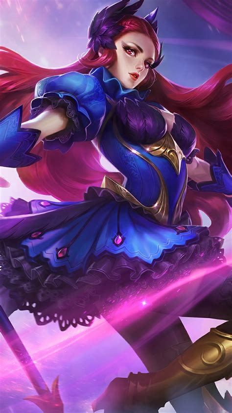 wallpaper mobile legends terbaru  lengkap