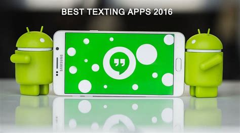 10 best texting apps for android 2017 free sms message app